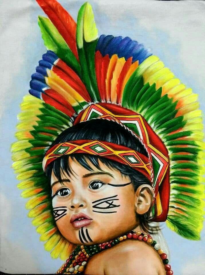 Un Hermoso Arco Iris Arte Indigena Brasileira Arte Afro