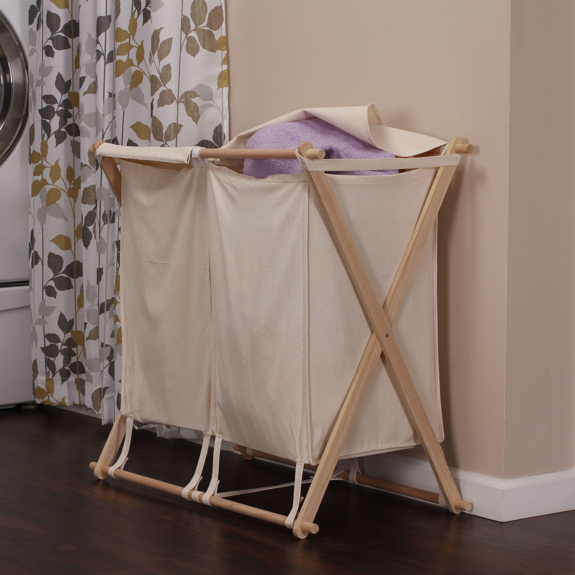 X Frame Folding Laundry Hamper Laundry Hamper Laundry Sorter