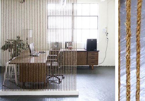 10 ideas para separar ambientes sin ocultarlos decoracion de interiores - Cortinas Separadoras De Ambientes