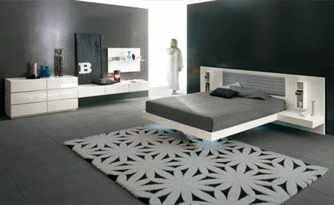 dornob Maz Lit Pinterest Bed design Floating bed and