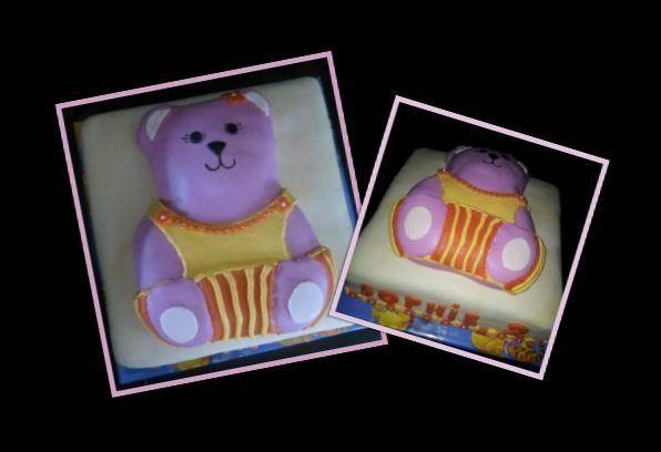 taart van een beer