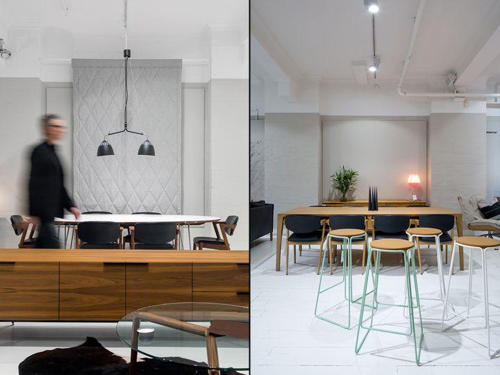 Great Dane Rebrand By Mccartney Design, Sydney Australia Showroom