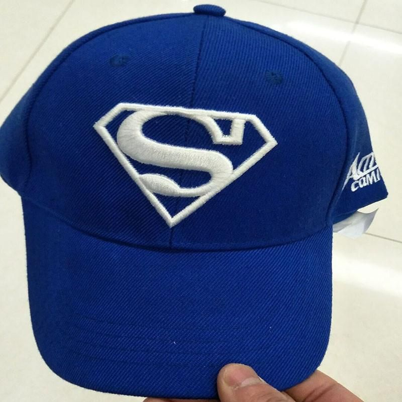c6f478e00cf47 Gorras Superman Cap Casquette Superman Baseball Cap Men