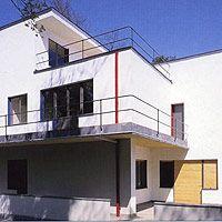 Feininger - Kurt Weill Centre in Dessau