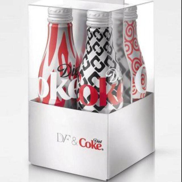 Diane Von Farstenberg for Diet Coke