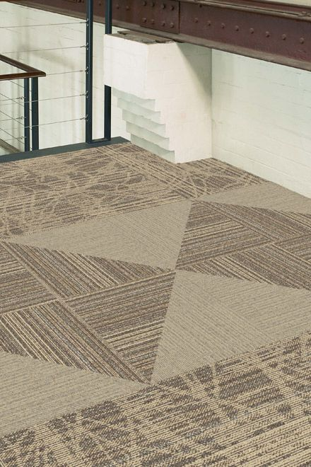 Design An Office Space With Elegance Using Interface Carpet Tile