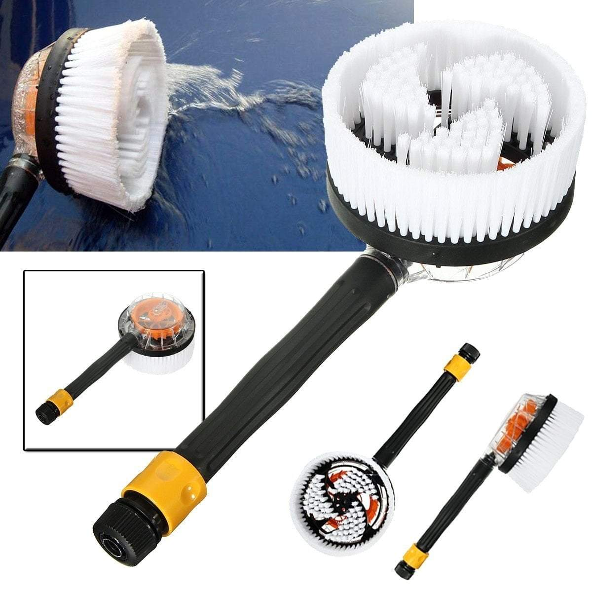 Automatic Rotating Car Wash Brush in 2019 Automatic car