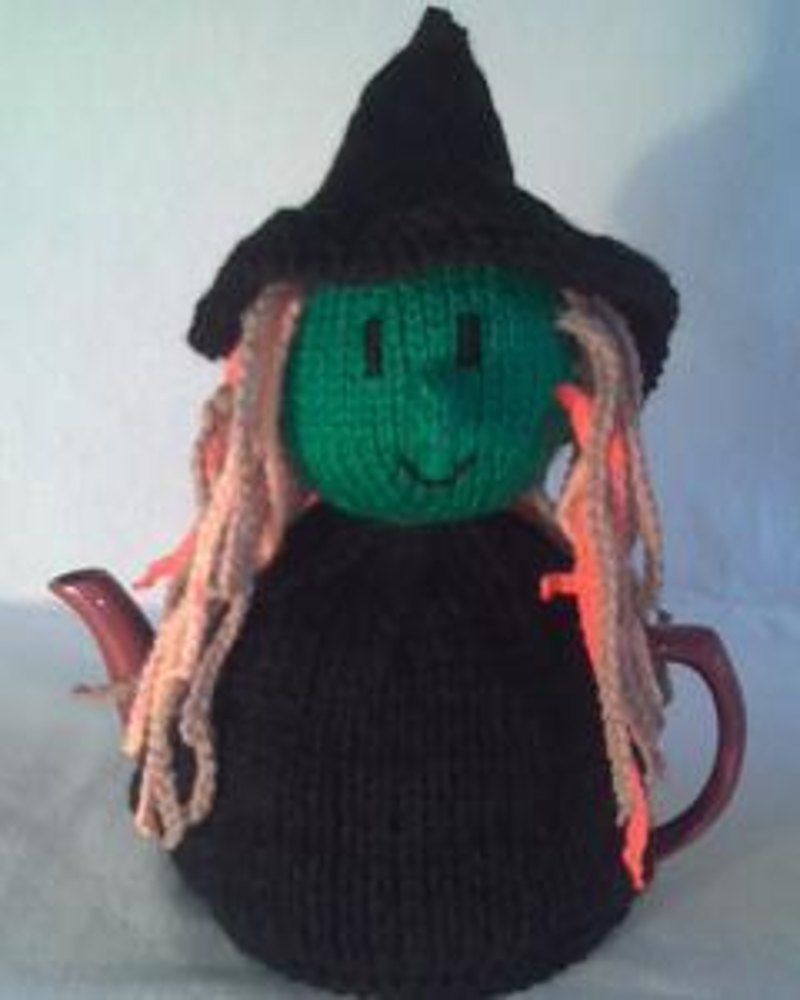 Pimp your teapot for Halloween with this spooky Halloween Witch tea ...