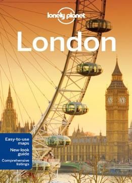 Lonely Planet London 9th Edition PDF