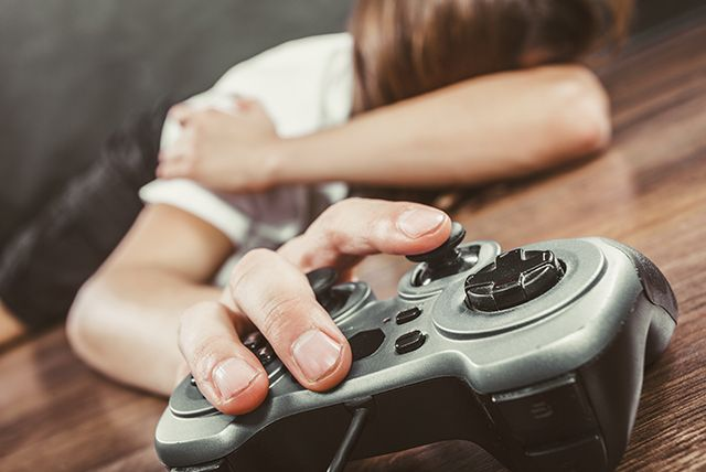 Play video games to manage late-life depression