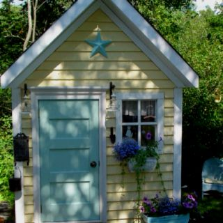 Really, the perfect playhouse.