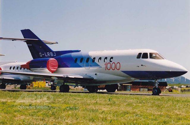 #OTD The first flight of BAe 1000 on 16 June 1990. Stewart Wilson #BAe #BAe1000 #bizjet #aviation #history #aeroausmag #avgeek #instagramaviation ...