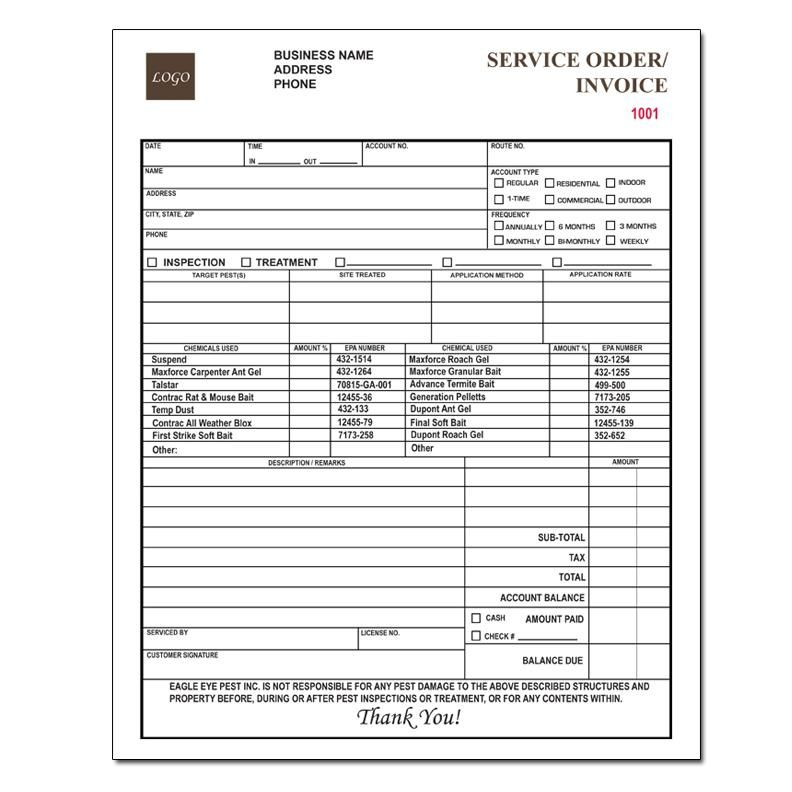 Pest Control Service Order Pest Control Services