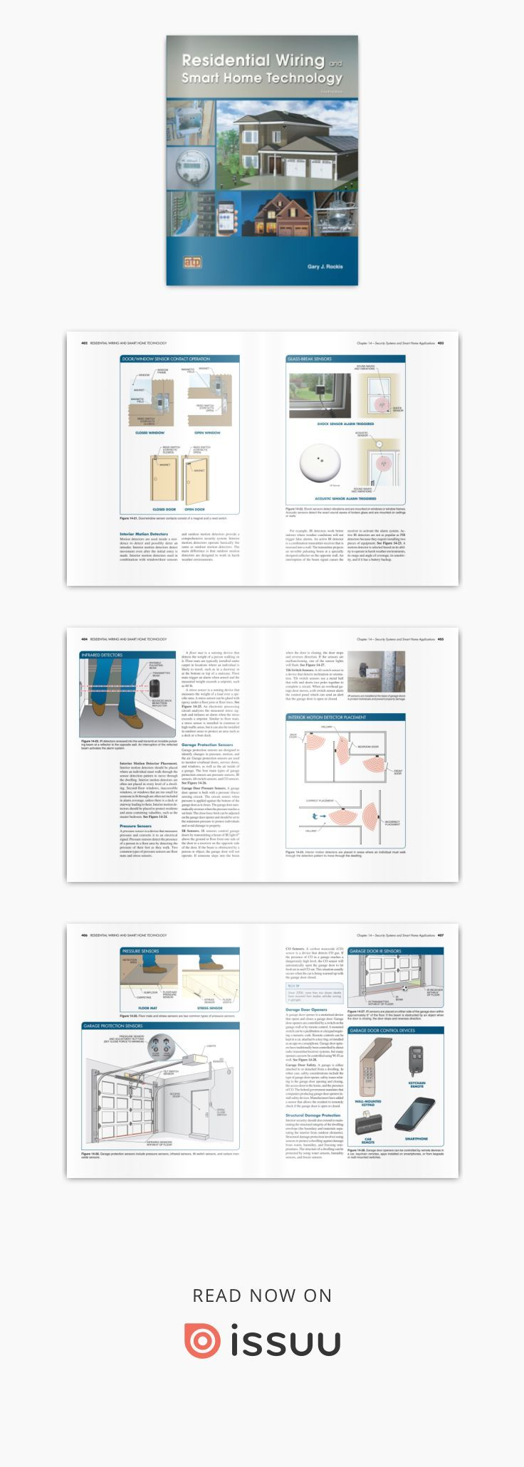 residential wiring and smart home technology residential wiring and smart home technology focuses on the principles installation and maintenance of  [ 736 x 2061 Pixel ]