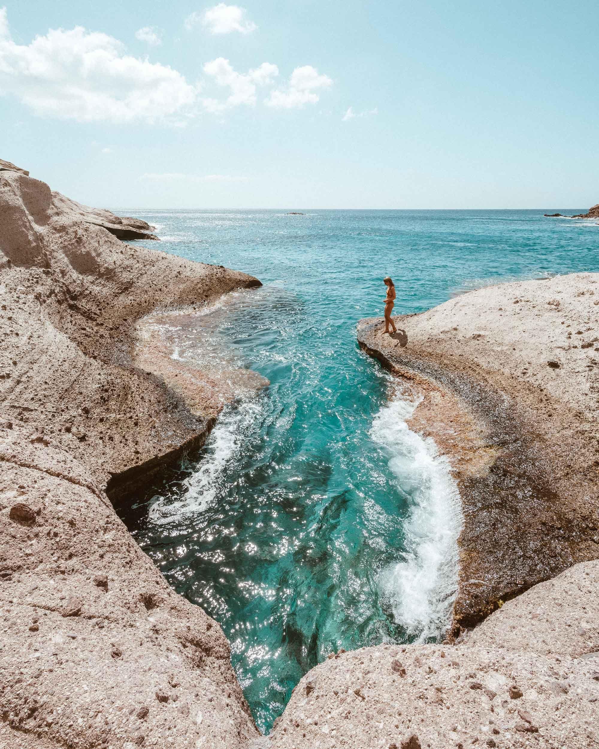 Greek Island Hopping in Milos, Paros and Naxos