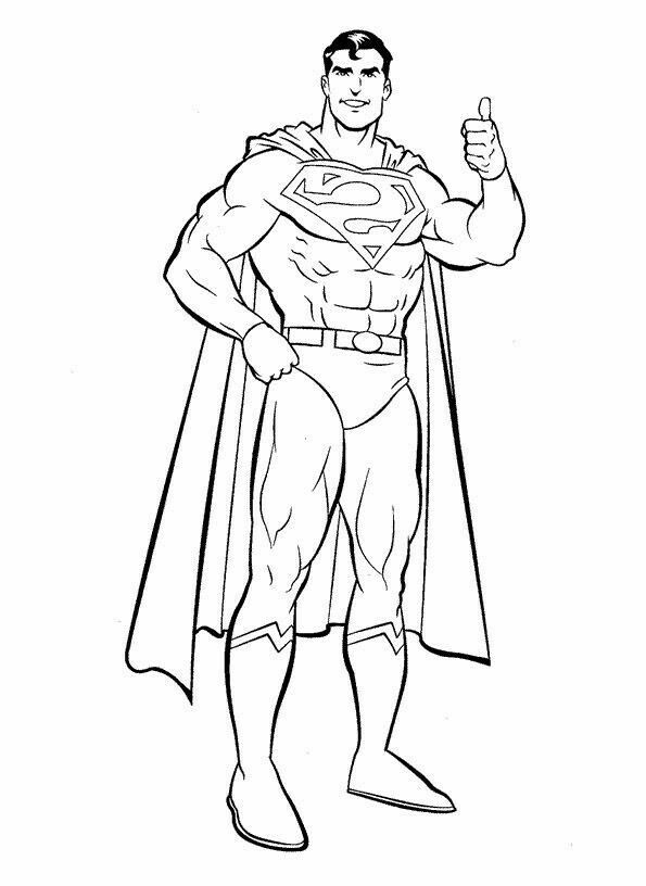 Pin By Leslie Smith On Digital Superheroes Superhero Coloring Pages Superman Coloring Pages Superhero Coloring