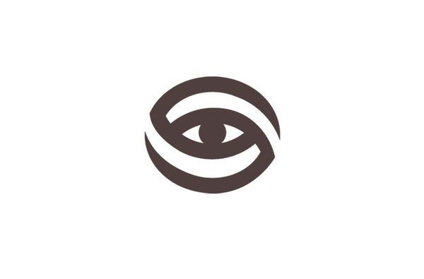 eye logo | Logos | Eye logo, Logo design und Logos