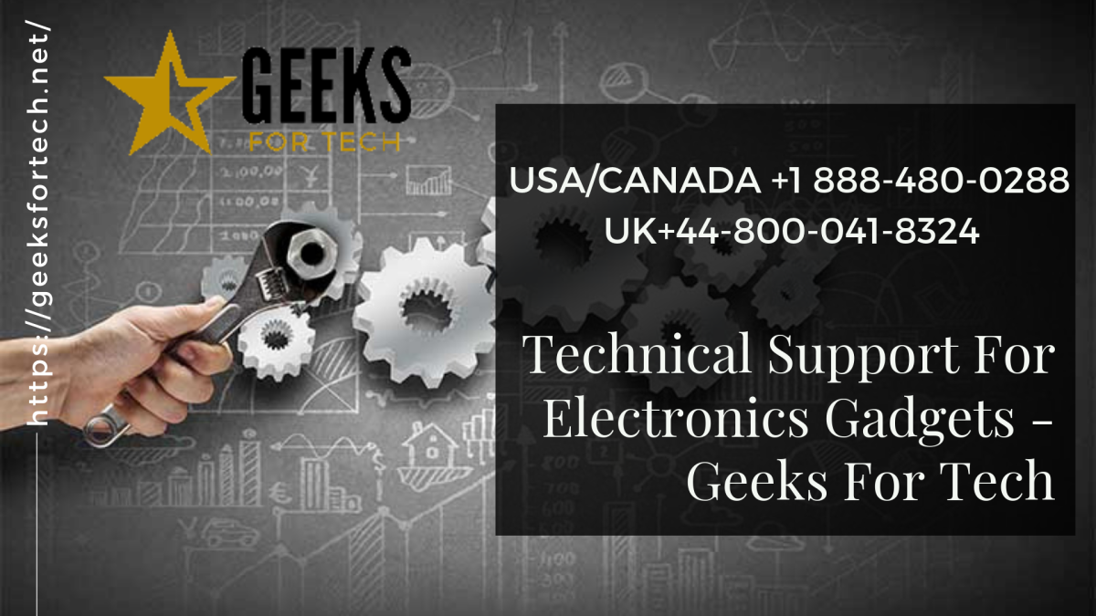Geek Squad Tech Support for Electronic Devices in 2020