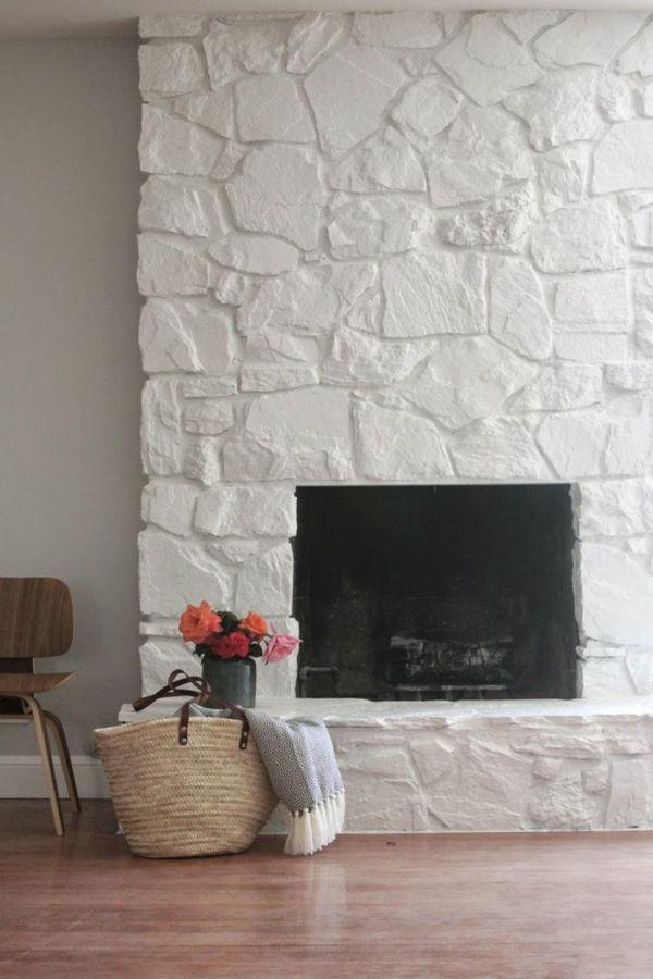 steinwand wohnzimmer eine gehobene und stilvolle einrichtung wandgestaltung tapeten. Black Bedroom Furniture Sets. Home Design Ideas