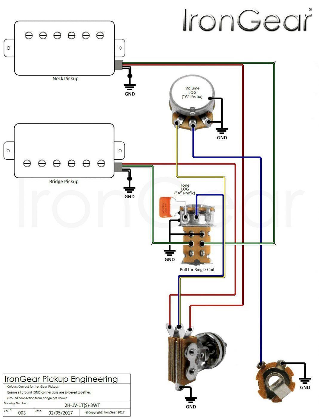 The Best 12 Prs 22 Custom Wiring Diagram Technique Bacamajalah