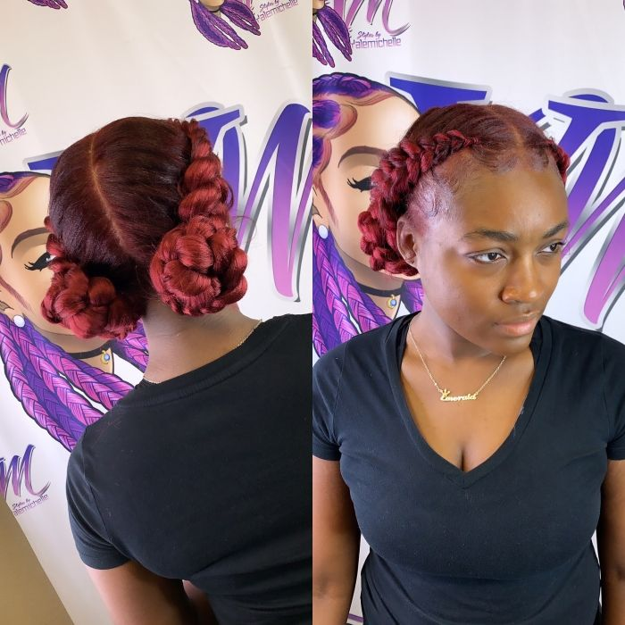 schedule appointment with styledby yalemichelle twist