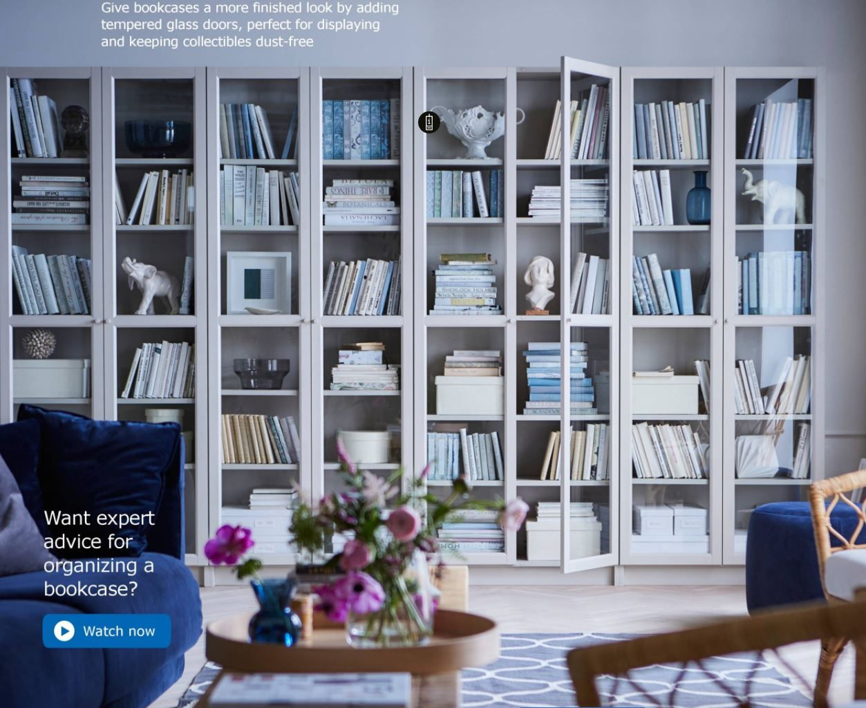 Billy Bookcase Beige 63x11 3 4x79 1 2 Bookcase With Glass