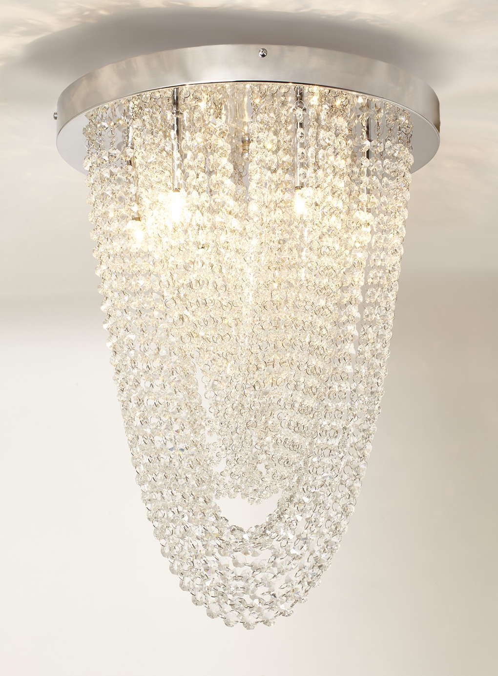 Irie Flush Ceiling Light - BHS | New salon | Pinterest | Bhs ...