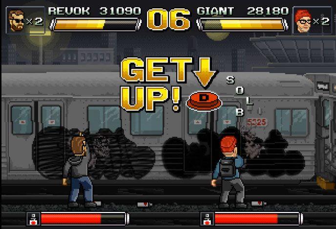 Lapos Street Fighter Parody Revok Vs Giant Bonus