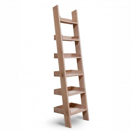 Garden Trading Oak Shelf Ladder Lestnichnye Polki Idei Idei Dlya Doma