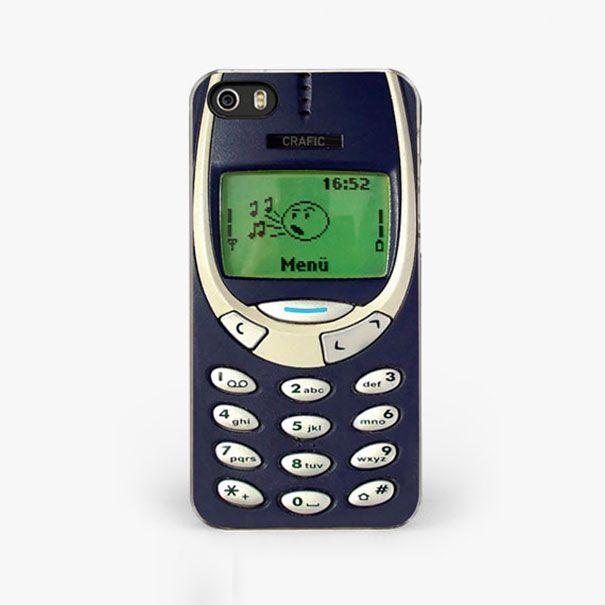 25 De Las Fundas Más Cool Para Tu Iphone Fundas Para Celular Celulares Antiguos Telefonos Celulares Antiguos