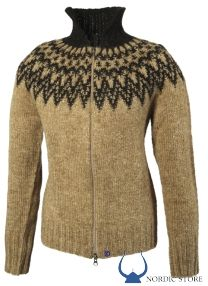 Traditional Icelandic Pattern sweaters are works of art. Can hardly wait to buy one in Iceland!