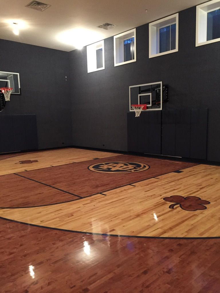 Wood Athletic Flooring Indoor Home Gym Sport Court Midwest Home Basketball Court Indoor Basketball Court Sport Court