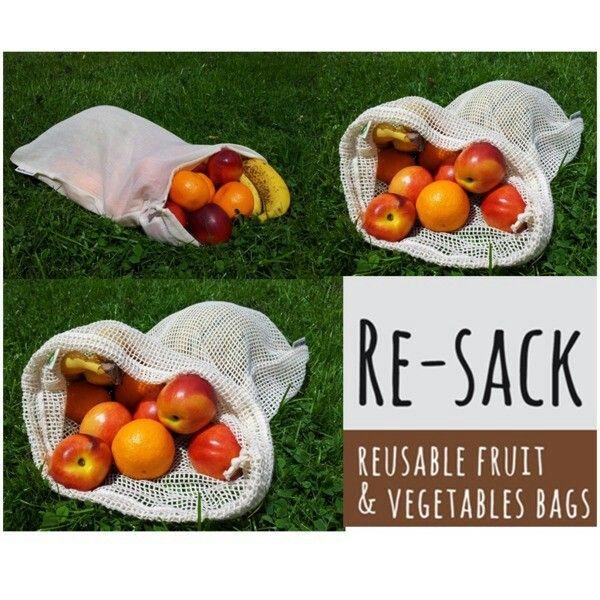 Nachhaltig einkaufen repack tasche