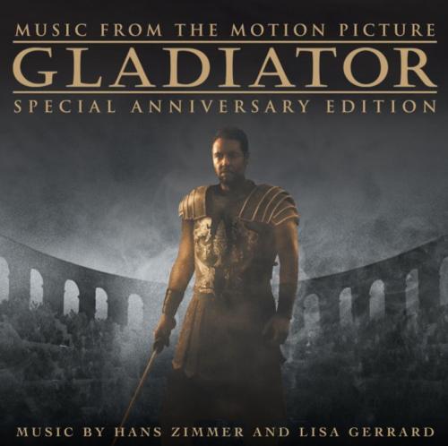 Gladiator Special Anniversary Edition Hans Zimmer Musica Hans Zimmer Peliculas