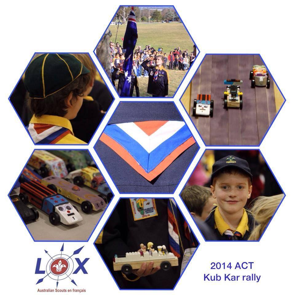 Kub Kar Rally 2014