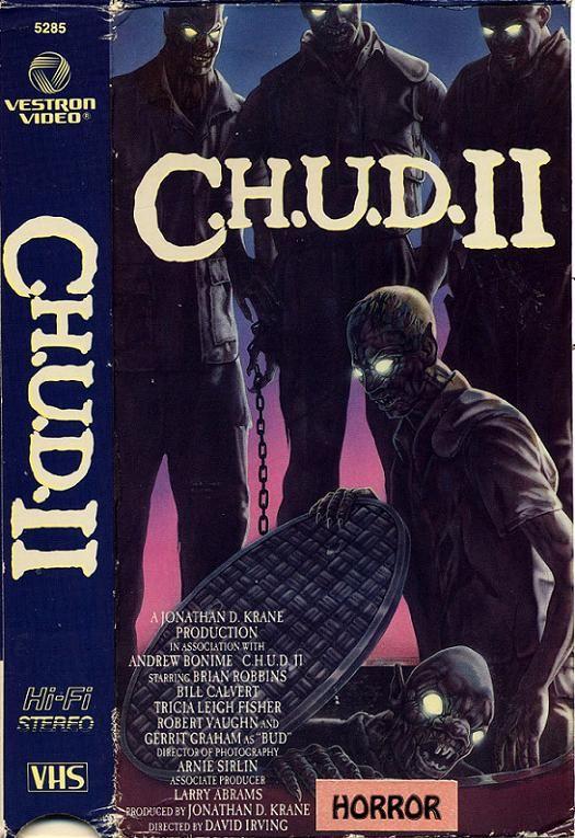 C H U D  2: Chud The Bud (1989) Horror/Comedy | 80's horror