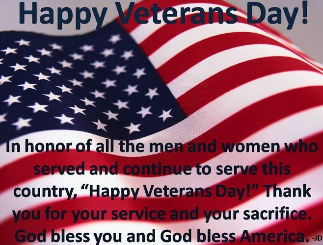 Happy Veterans Day Food Dates Meaning Veterans Day Date 2017