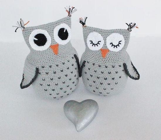 Про совушек.Интересные идеи для вдохновения | Craft&Hobby Ideas ...