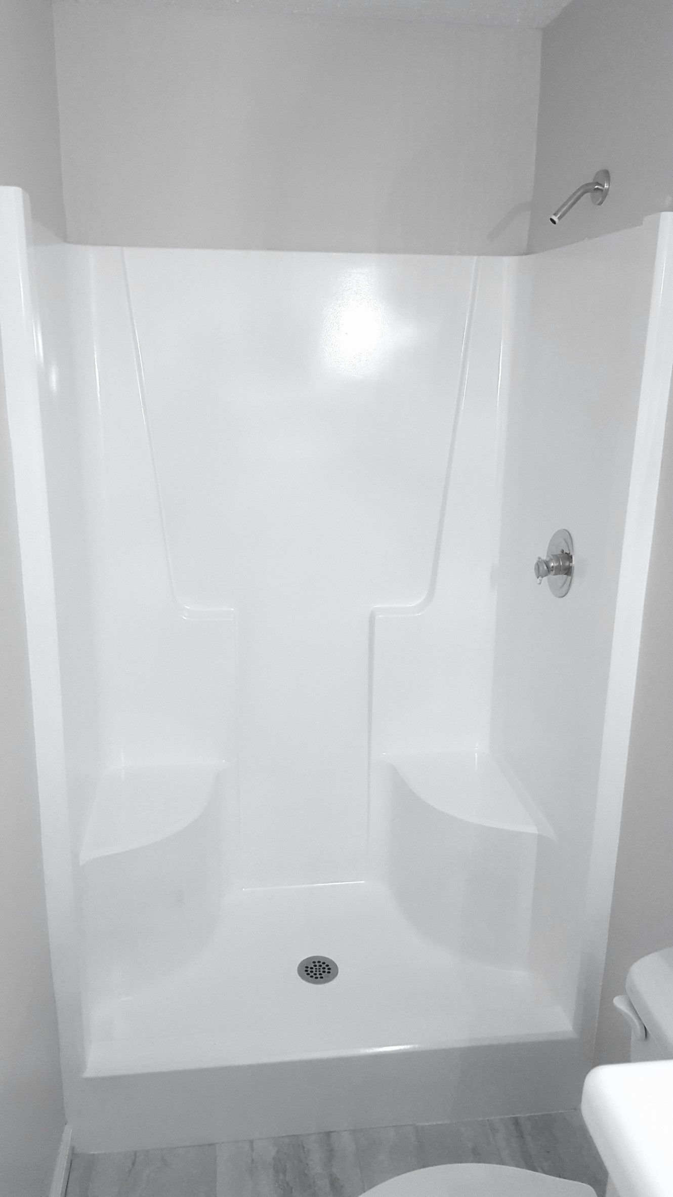 Voss job, Piccot Refinishing, Acrylic Shower Stall Refinishing ...