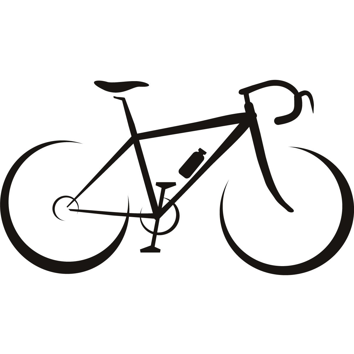 Racing Bicycle Clipart Mountain Bike Drawing Mountain Bike Drawing Mountain