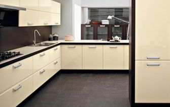 Polymer Kitchen Cabinets | Kitchens, Cupboard and Doors