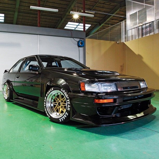Toyota Camry For Sale Mn: #AE86 #Toyota #BeeRacing #Corolla #Levin #superstreet