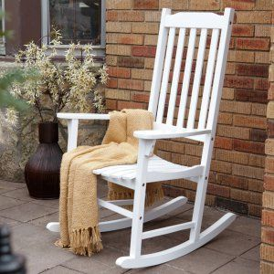 International Concepts Solid Wood Porch Rocker Savor Your Summer With The Outdoor Rocking Chairsindoor