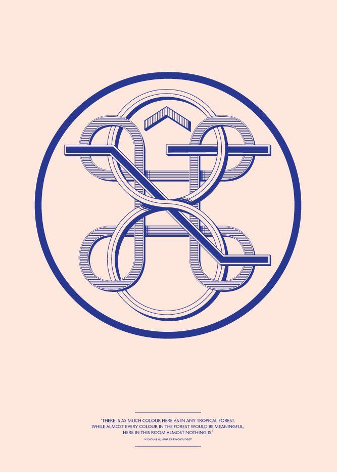 Monogram. Steven van der Wel
