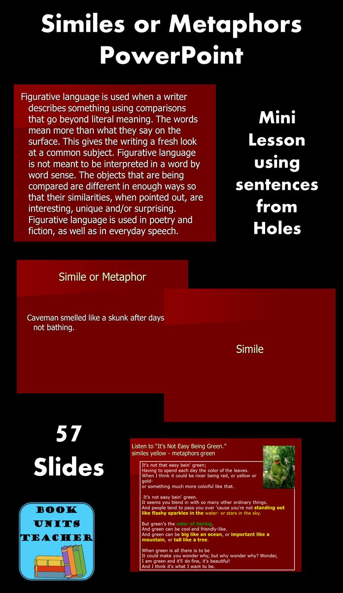Free Similes and Metaphors PowerPoint | Creative Teaching ...