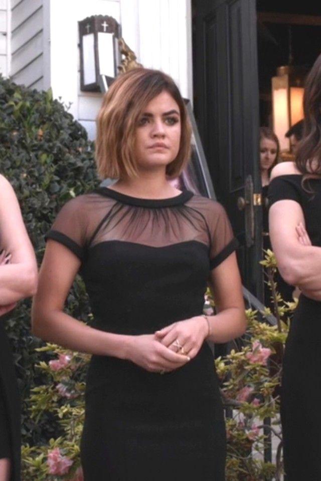 169e7f78 Aria Montgomery in Pretty Little Liars S06E11 on | Stitch Fix Spring ...