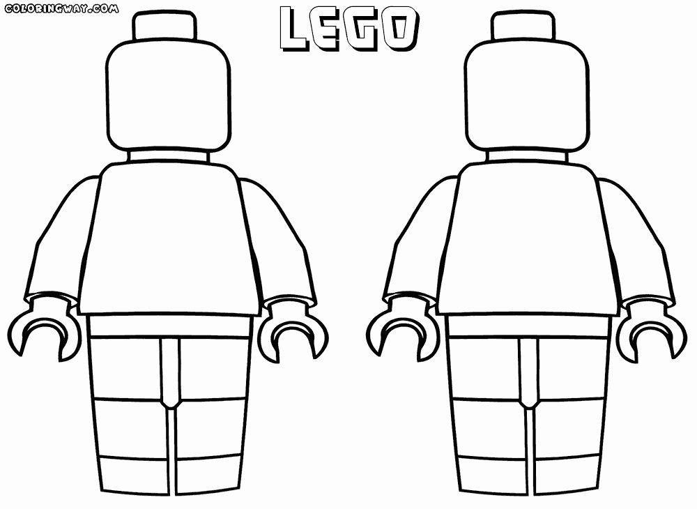 Lego Printable Coloring Pages Best Of Lego Minifigures Coloring Pages In 2020 Lego Coloring Pages Lego Coloring Lego Printables