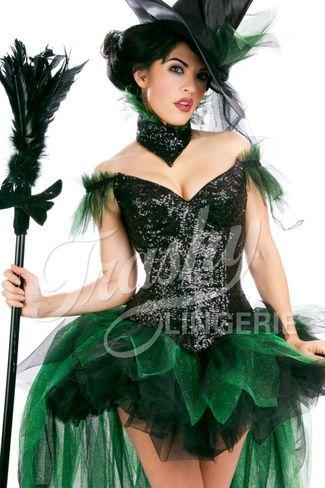 Evanora witch costume Halloween Pinterest Witch costumes - witch halloween costume ideas