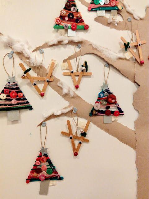 KIDS CREATED: Joulupuu