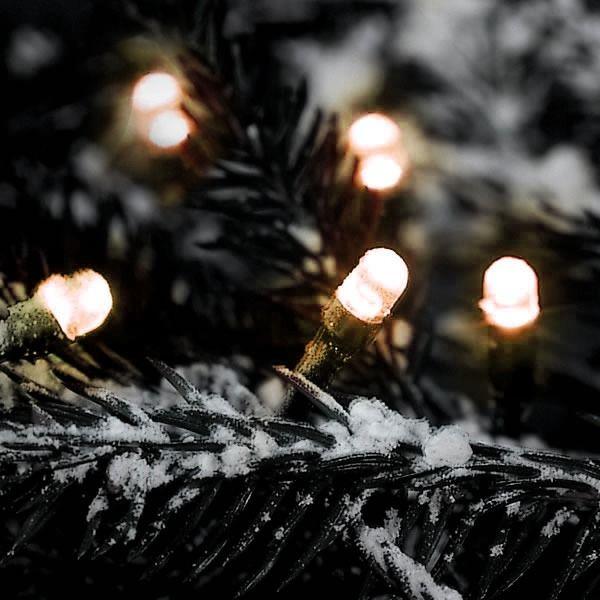 Guirlande lumineuse à LED blanc chaud | LED et produits LED dans la boutique leader LED LUMITRONIX